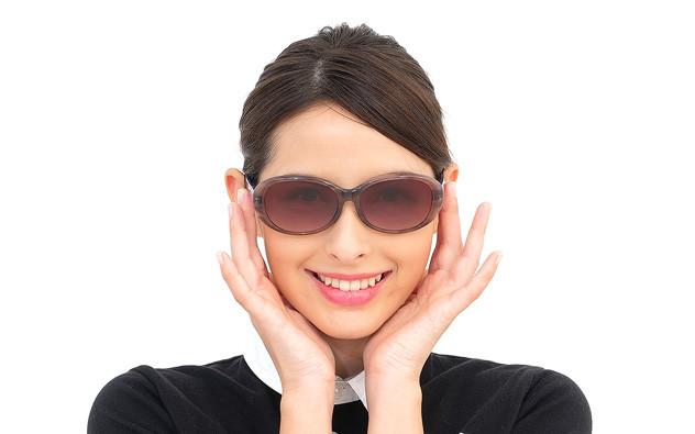 Sunglasses OWNDAYS SUN2059T-9S  グレー