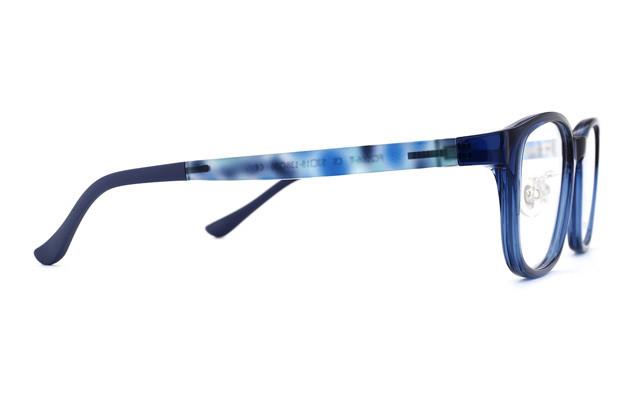 Eyeglasses FUWA CELLU FC2006-T  ブルー