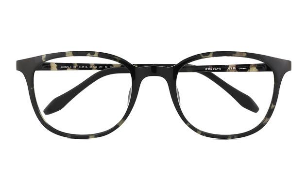 Eyeglasses AIR Ultem AU2029-K  グレーデミ