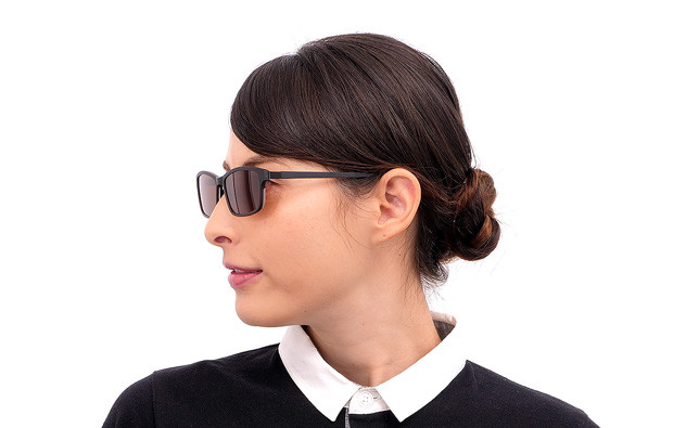 Accessoires (sold separately) OWNDAYS SNAP SNP1008Le-N  マットブラウン