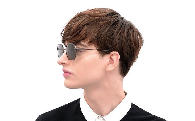 Sunglasses +NICHE NC1020B-0S  Gold