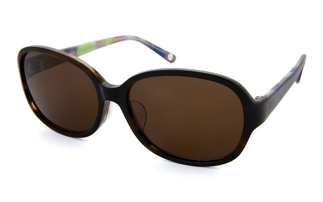 Sunglasses OWNDAYS SUN2072B-0S  ブラウン