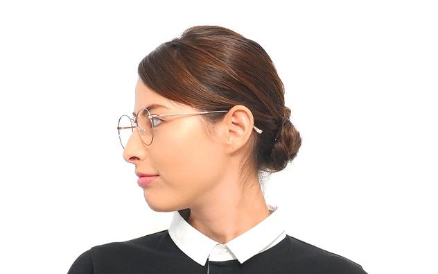 Eyeglasses Graph Belle GB1017G-8A  ブラウンデミ