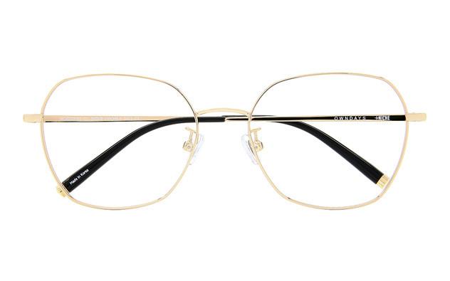 Eyeglasses +NICHE NC3010K-0S  Gold