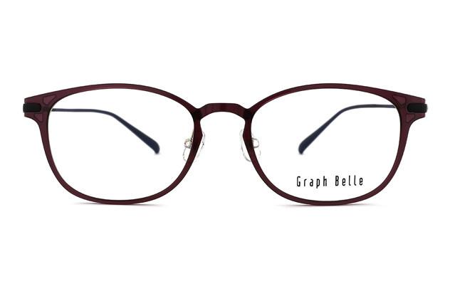 メガネ Graph Belle GB2013-D  ライトパープル