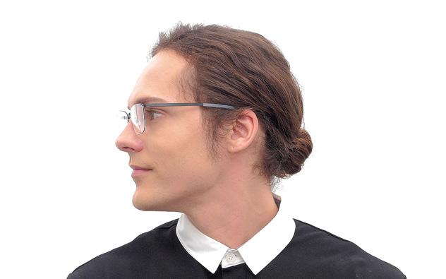 Eyeglasses AIR FIT AF1019-G  Mat Black