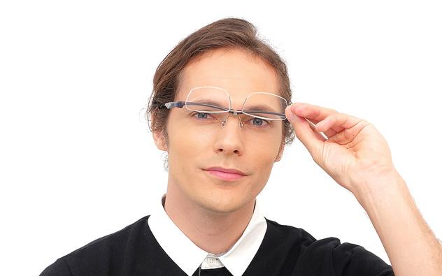 Eyeglasses AIR For Men AR2026T-9S  クリアグレー