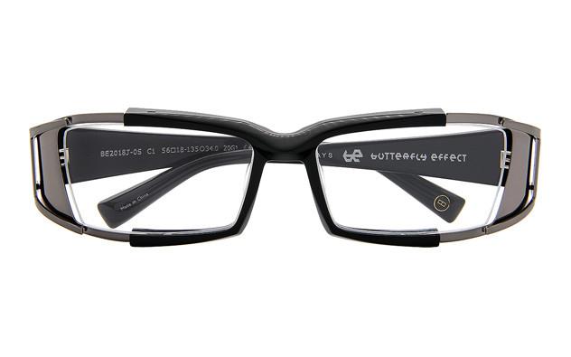 Eyeglasses BUTTERFLY EFFECT BE2018J-0S  Black