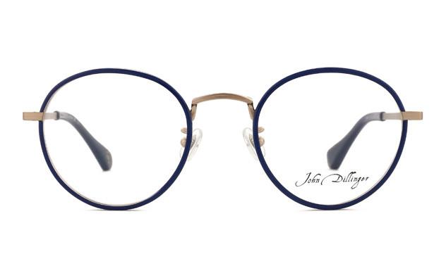 メガネ John Dillinger JD1008-B  ネイビー
