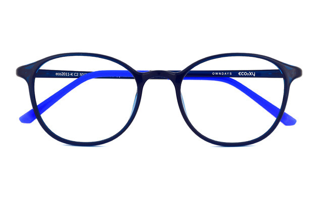 Eyeglasses ECO2XY ECO2011-K  Blue