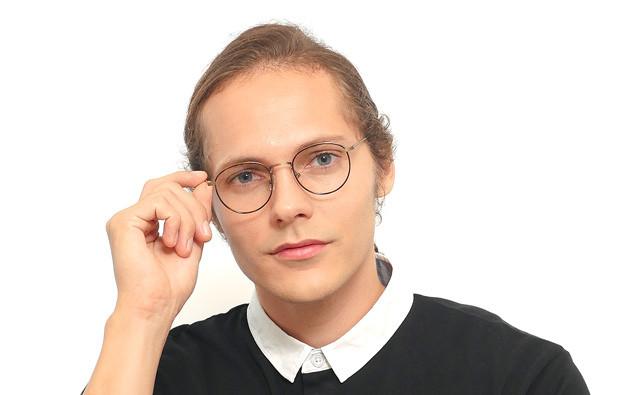 Eyeglasses John Dillinger JD1009Y-8A  Black