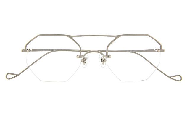 Eyeglasses John Dillinger JD1021T-9S  シルバー