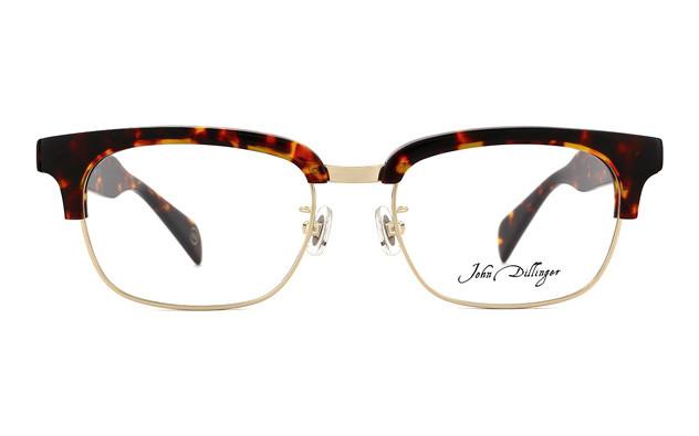 メガネ John Dillinger JD2025-J  ブラウンデミ