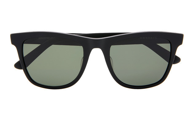 Sunglasses OWNDAYS SUN2078B-0S  Mat Black