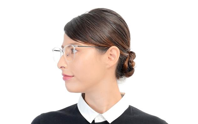 Eyeglasses AIR FIT AF2001W-9A  Clear Gray