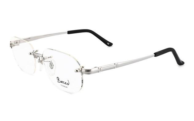 Eyeglasses Based BA1007-G  Silver