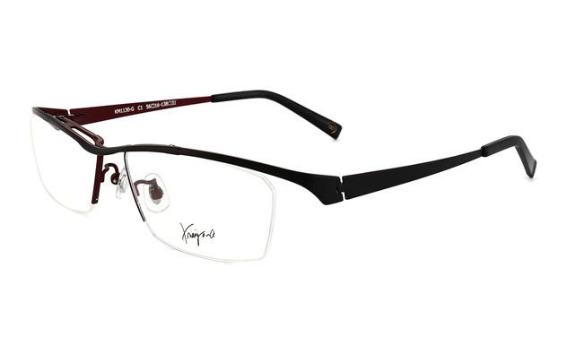 Eyeglasses K.moriyama KM1130-G  Black