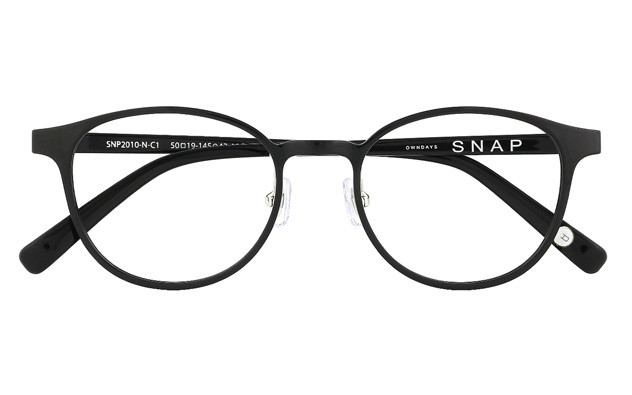 Eyeglasses OWNDAYS SNAP SNP2010-N  ブラック