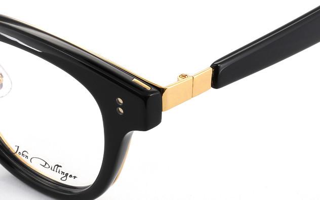 Eyeglasses John Dillinger JD2008-D  Black
