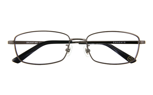 Eyeglasses OWNDAYS OR1035T-9S  ダークガン
