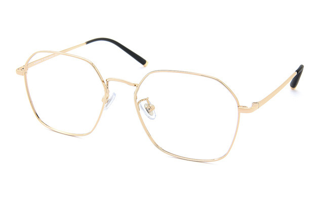 Eyeglasses +NICHE NC3009K-0S  Gold
