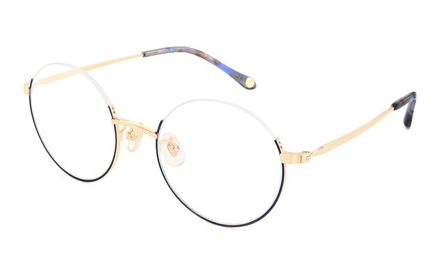 Eyeglasses Graph Belle GB1019G-8A  Navy