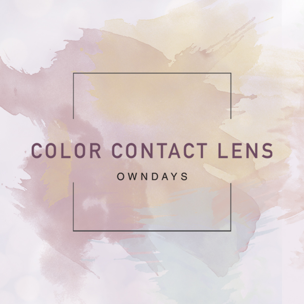 OWNDAYS COLOR CONTACT LENS