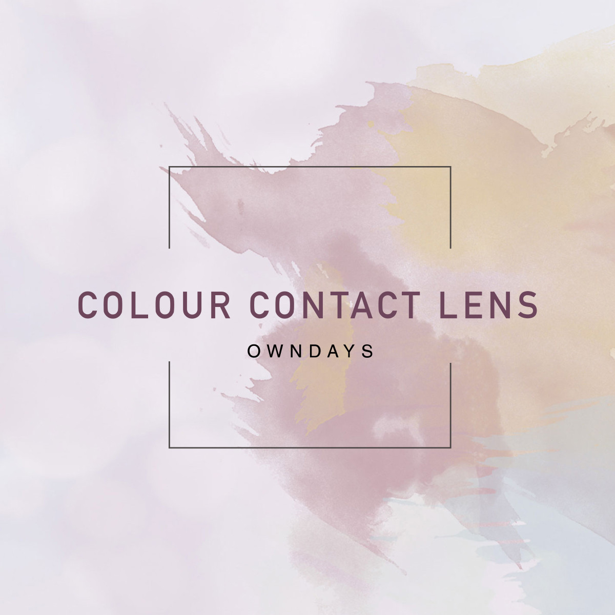 OWNDAYS COLOUR CONTACT LENS