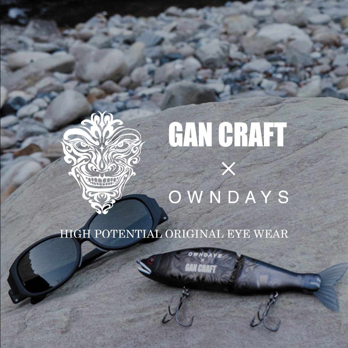 GAN CRAFT x OWNDAYS