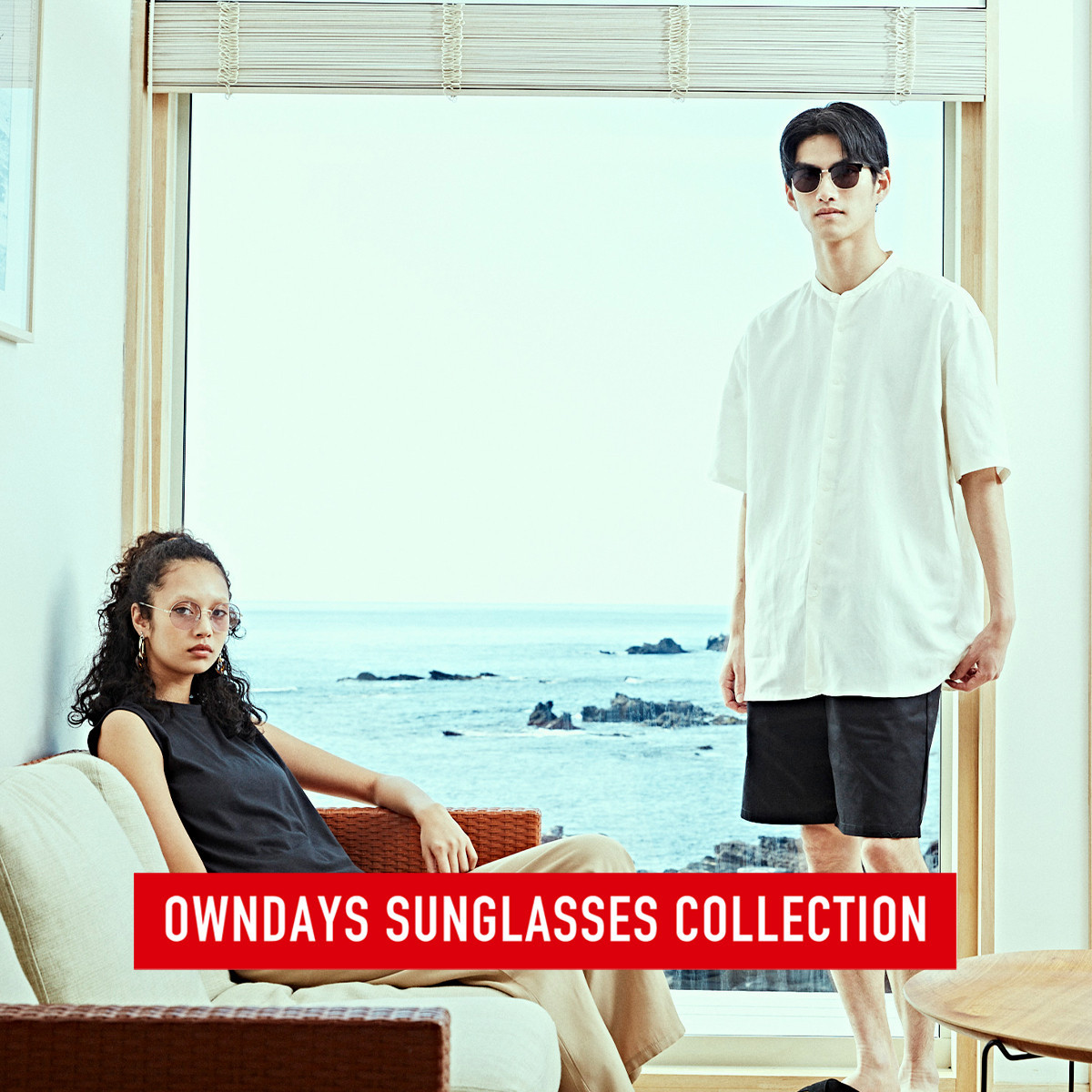 OWNDAYS SUNGLASSES COLLECTION 2021