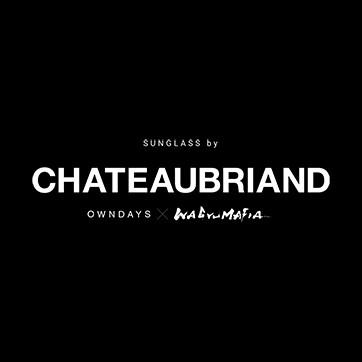 CHATEAUBRIAND - OWNDAYS × WAGYUMAFIA