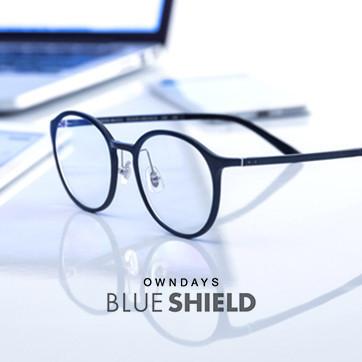 OWNDAYS BLUE SHIELD