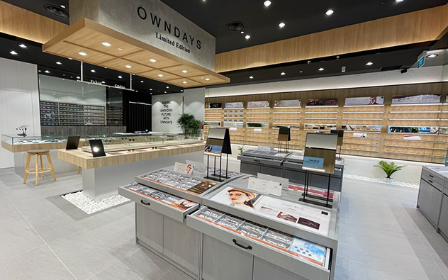 MBS Premium Concept Store店