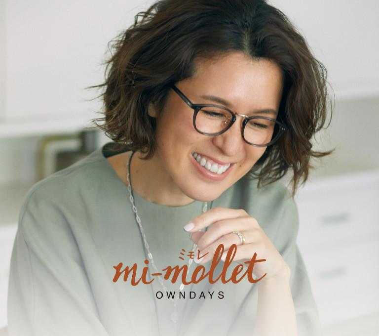 mi-mollet×OWNDAYS